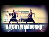 Madonna feat Nicki Minaj - Bitch I'm Madonna Choreography - Eduardo Amorim (OFFICIAL VIDEO)