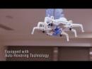 SILVERLIT BEETLEBOT TRANSFORMABLE FLYING ROBOT