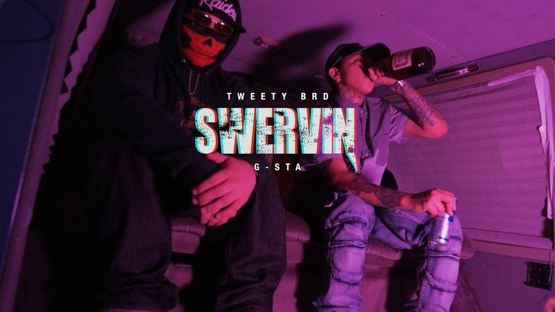 TWEETY BRD x G-STA SWERVIN (vk.com/girls_gangsters)