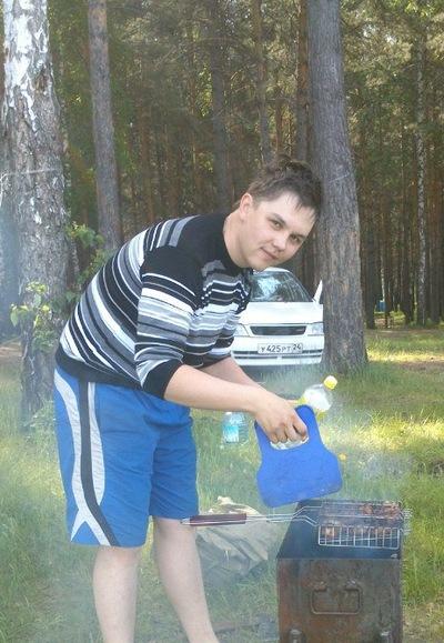 Андрей Петров, 26 января 1988, Красноярск, id51332935