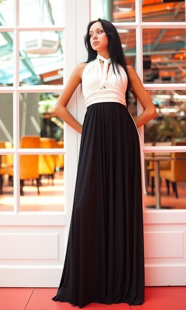 Длинные платья интернет магазин
