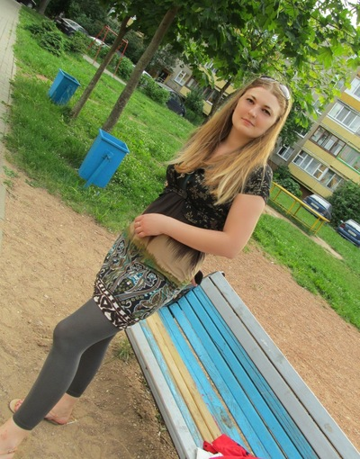 Анна Трапенок(бушланова), 19 июля 1987, Минск, id135812506