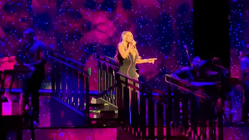 8th grade Stay long love you (live at the Caution tour) - Mariah Carey in Toronto