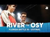 RIVER vs OSY Florida Beatbox Battle 2018 18 Final