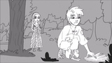 The Forest Witch animation love story