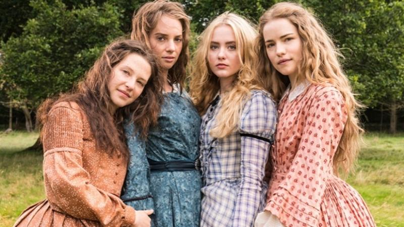 Маленькие женщины 1 сезон 1 серия