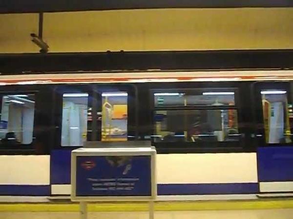 Metro de Madrid - Línea 6 (Anden 1) - Avenida de América - República Argentina