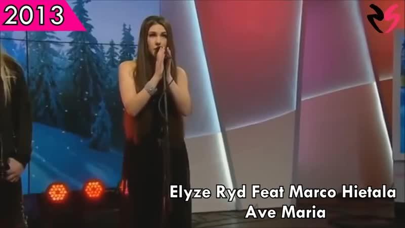 Elize Ryd (Amaranthe) EVOLUTION - 1992-2019
