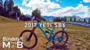2017 Yeti SB6 Test Ride Review   Outerbike Crested Butte Day 1 - Afternoon