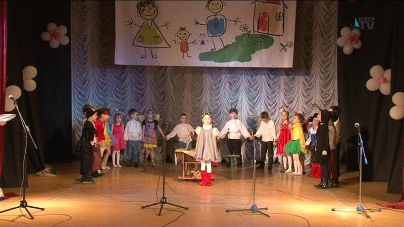 Мюзикл «Муха-Цокотуха» коллектива детей и родителей детского сада «Гнёздышко»