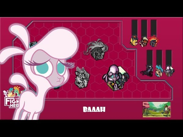 Them's Fightin' Herds OST - Baaah Megamix