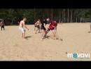 Пляжный футбол АК АНТЕЙ. А-ДЖИМ. ДАУДЕЛЬ-СПОРТ