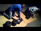 2010 - Кубок Украины по картингу - соревнование механиков по бортировке резины