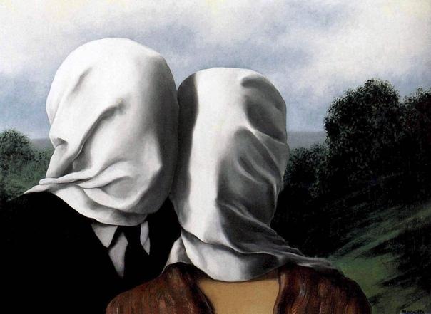 История одного шедевра. «Любовники (Влюбленные)», Рене Магритт