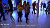 Salsa social dancing. Стас Швецов и Оля Самойлова