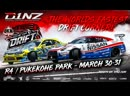D1NZ Drifting Chamionship 2019 Round 4 Pukekohe Park Raceway 2 часть