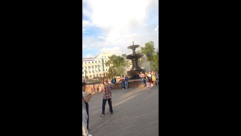 ТСС - Сальса Бачата Кизомба Реггетон в Омске — Live