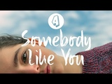 James Carter - Somebody Like You (Lyrics Lyric Video) feat. Katrine Stenbekk