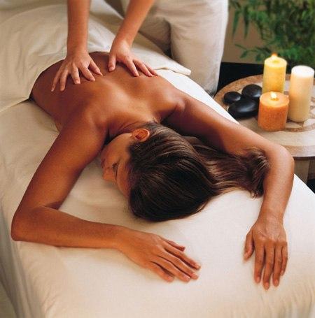 Как делать профессиональный массаж в домашних условиях видео