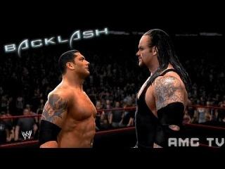 WWE 2K14 - Batista vs The Undertaker | Backlash 2007 Promo