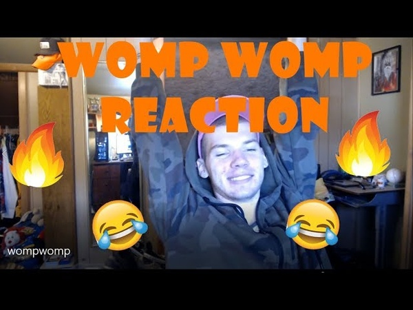 REACTING TO(Valee - Womp Womp ft. Jeremih)