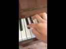 Шет журсем сагынарым Пианино