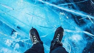 Поход по Льду Байкала | Бродяги Дхармы