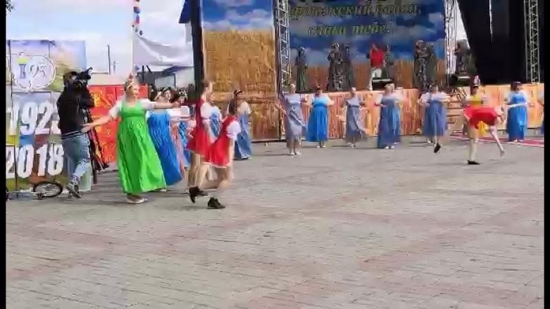 Праздник 95 лет Бердюжскому району