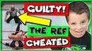 WWE 2K18 Raw Universe Mode - Referee Cheats The Undertaker