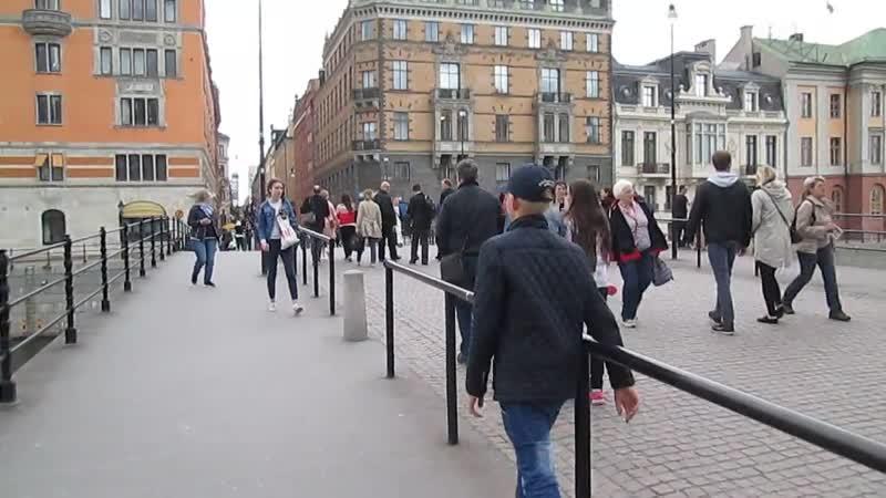 Стокгольм говорят Петербург улучшенная копия Стокгольма