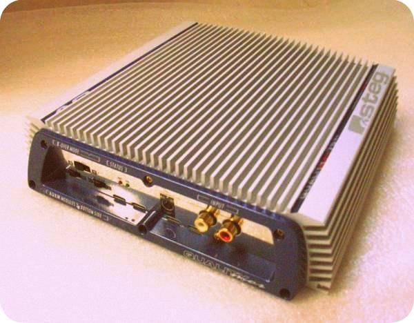2-канальный усилитель Steg AQ75.2