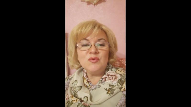 Отзыв о концерте Марины Морозовой
