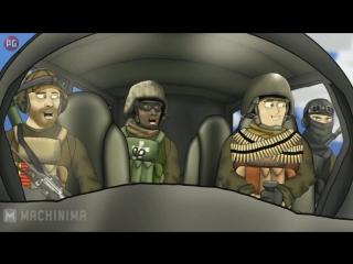 Друзья по Battlefield - Эксперт по вертолётам (1 серия) [2 сезон]
