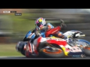 AustralianGP MotoGP RAC: падение Ники Хэйдена