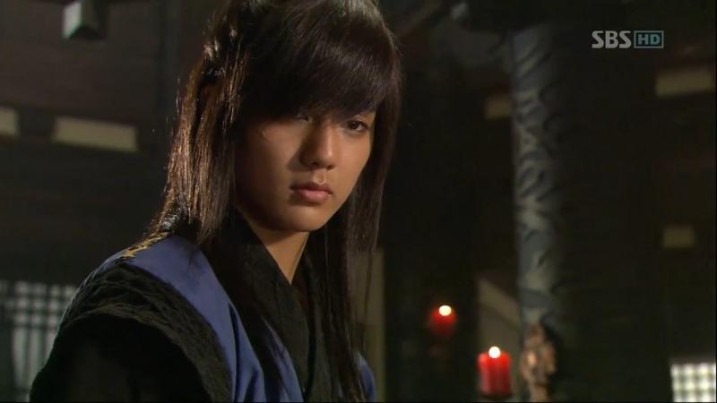 Клип-фанвидео Воин Пэк Тон Су/Warrior Baek Dong Soo (Ё Вун) 1