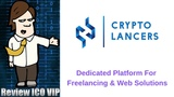 CryptoLancers Review ICO Dedicated Platform For Freelancing And Web Solutions