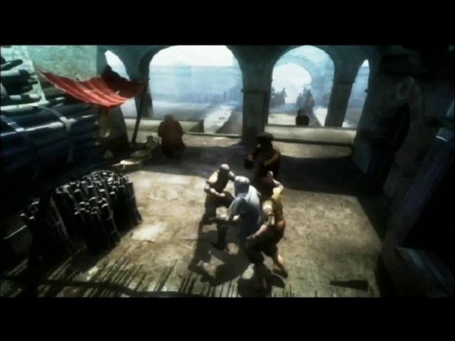 Prince of Persia Assassins Prototype