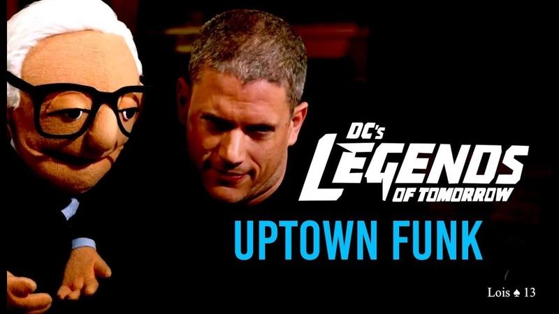 LΣGΣND Of Tomorrow / / Uptown funk
