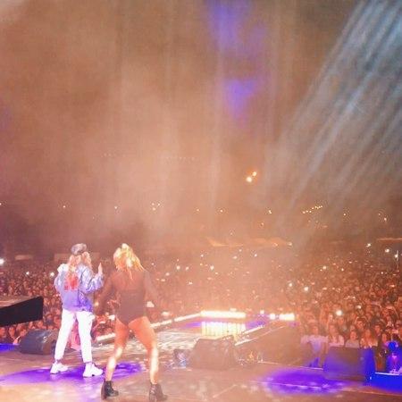 Sofía Reyes в Instagram: «Barcelona cantaron muy lindo y muy fuerte. 😭🙏❤️ gracias por TANTO, no me la creo. Agradecida infinitamente por el amor qu...