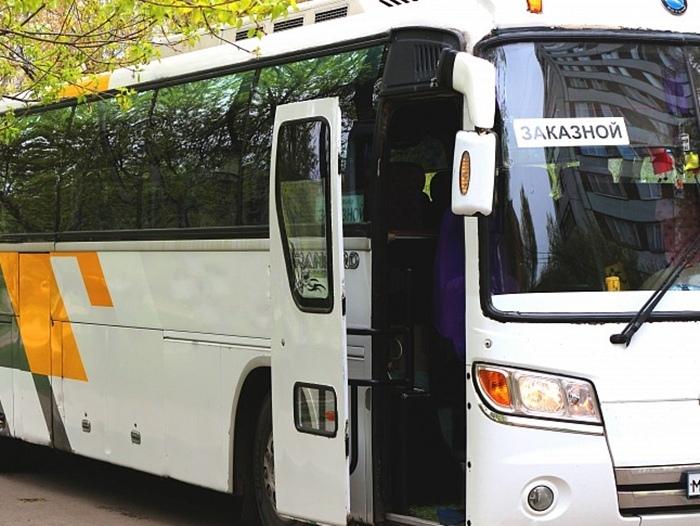 Заказные автобусы не смогут работать без лицензии