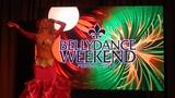 Didem en el Bellydance Weekend Festival 2018- Revista Infoarabe
