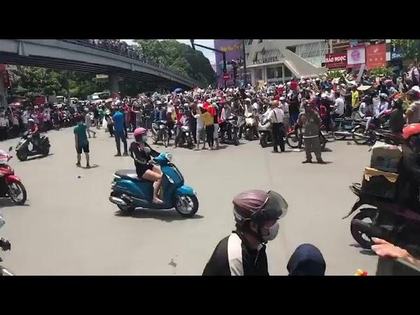 Dân Biểu Tình Hát Vang: Việt Nam Tôi Đâu, Trả Lại Cho Dân