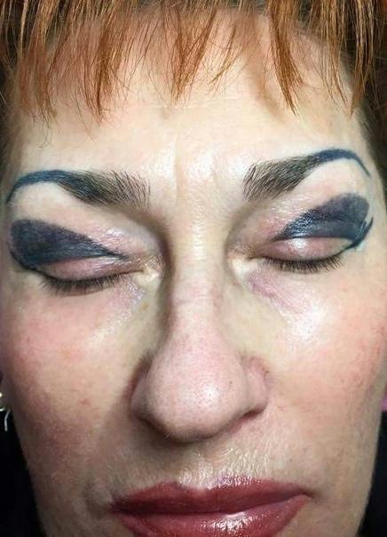 Как много раз тебе делали неудачный маникюр, макияж или прическу Со всеми такое случалось. ? Именно