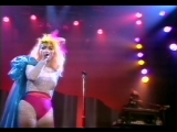 04 Nina Hagen - Russian Reggae (RuckerHagenDosco) Nina Hagens Television Show 1986
