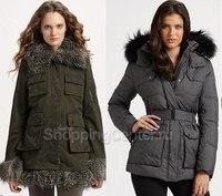 Модные Зимние Женские Куртки