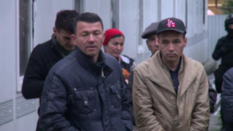 Общежитие с полусотней незаконных мигрантов накрыли в Новосибирске