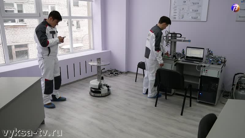 Выкса-МЕДИА: инновационный центр на базе металлургического колледжа