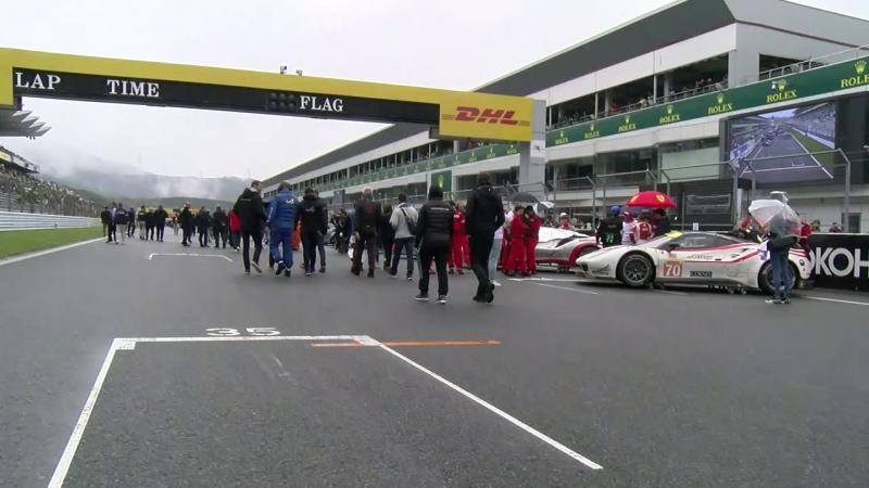 SMP Racing Live 6H Fuji 7 - Race Start