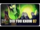 DOTA 2 - Did You Know - EP87