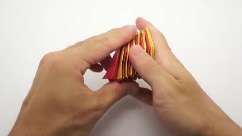Origami Fireworks (Yami Yamauchi) - remake - YouTube